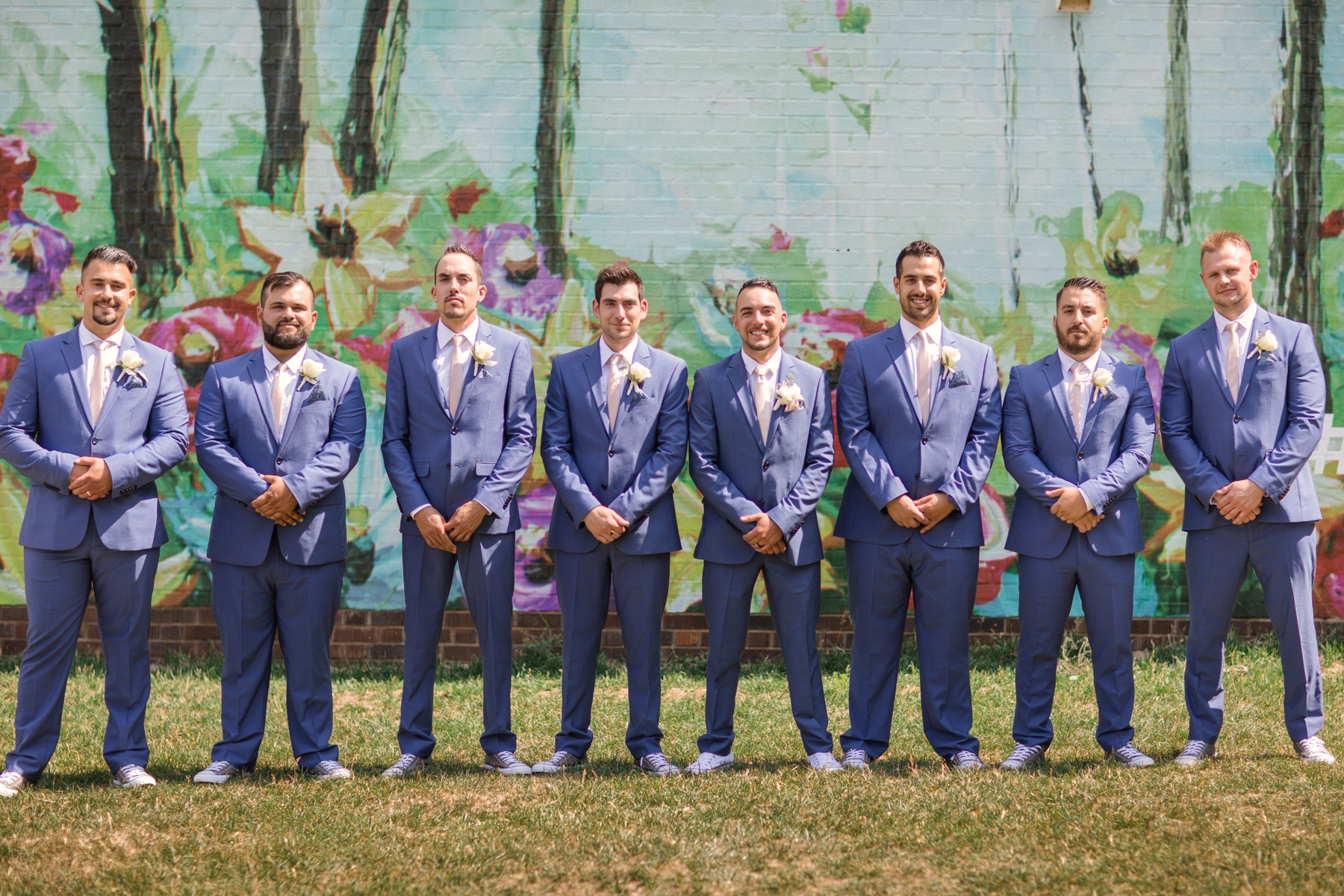 edmonton wedding party