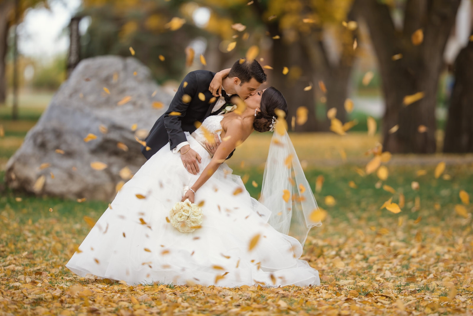 fall wedding edmonton alberta