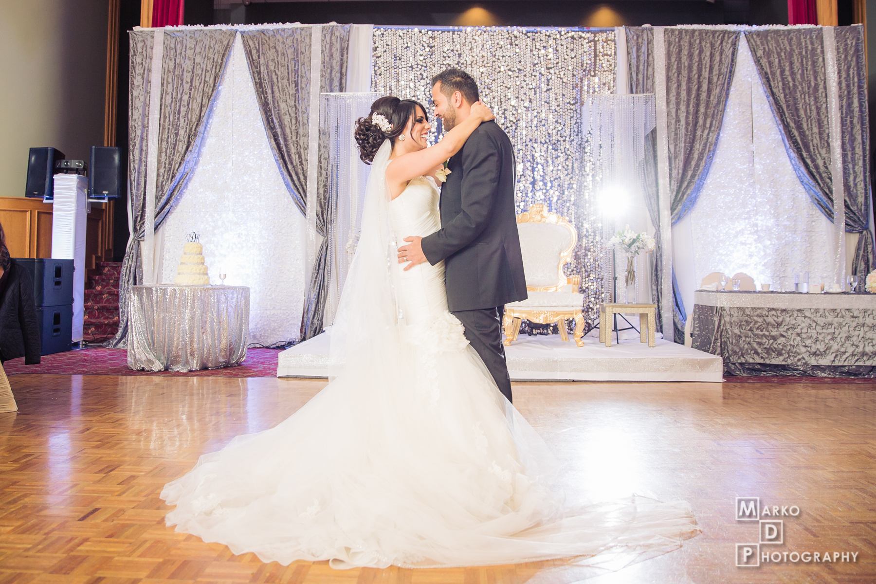 first dance photographer
