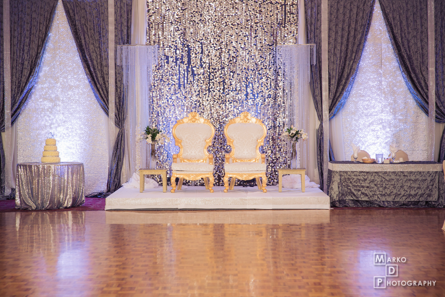 edmonton wedding decor