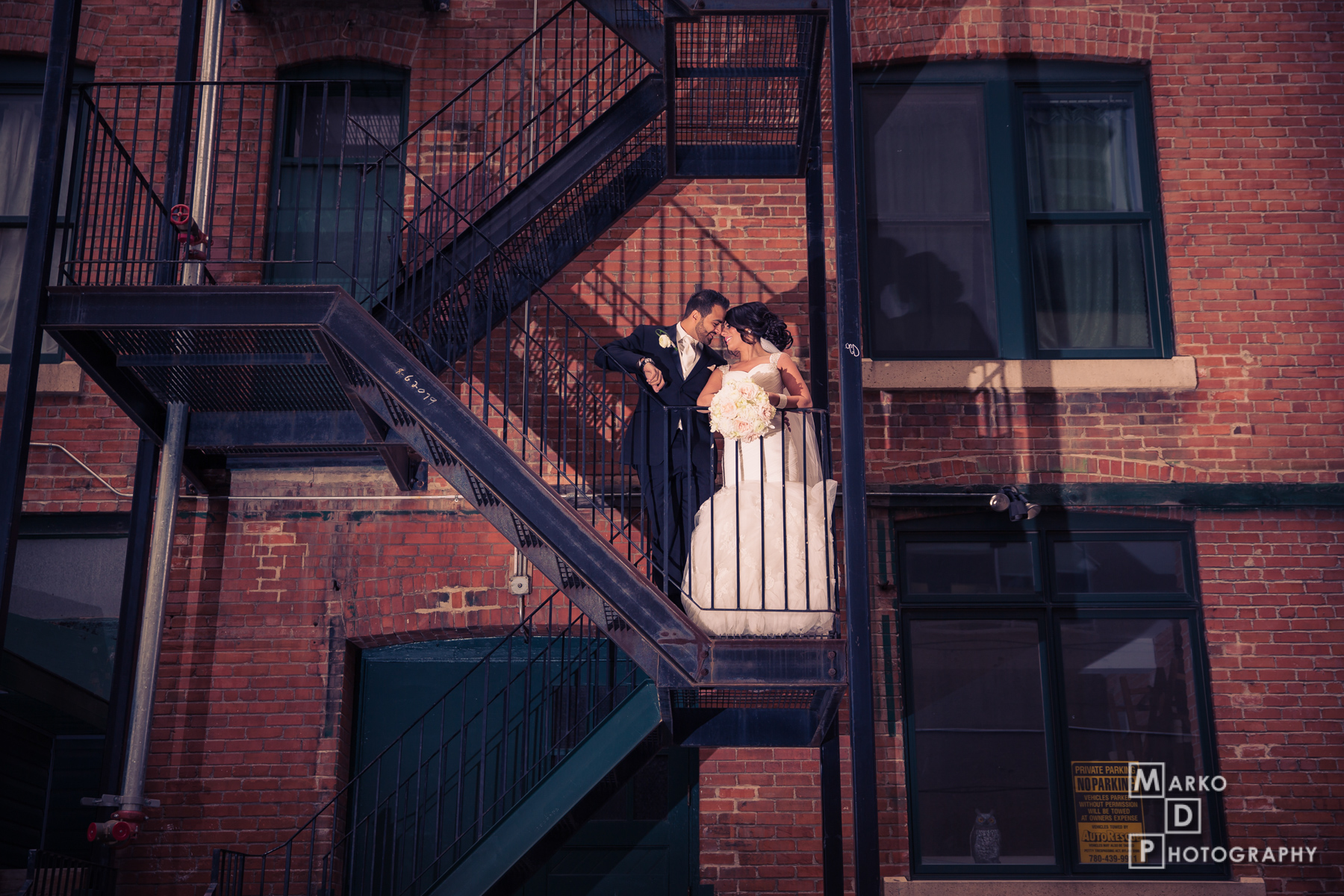 modern wedding photographers